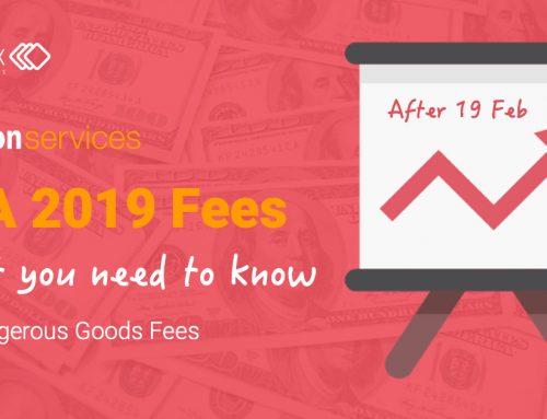 """Những thay đổi về """"Dangerous Good Fees"""" và """"Subcribe & Save"""" của Amazon 2019 ( Infographic)"""